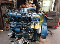 Двигатель в сборе KOMATSU S6D125-1
