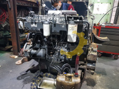 Двигатель контрактный KOMATSU SA6D125E-2