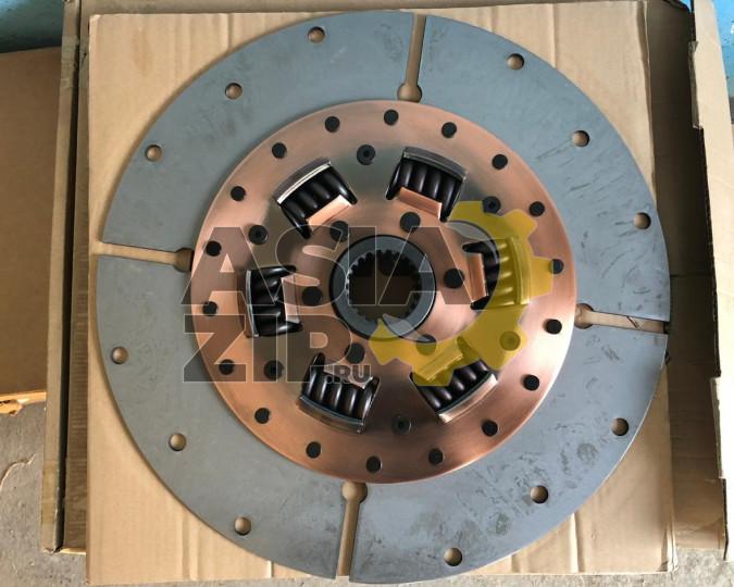 Демпфер диск в сборе 14X-12-11103