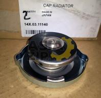 Крышка радиатора 14X-03-11140 ETP