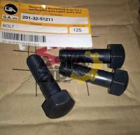 Болт+Гайка башмачные комплект 201-32-51211+112-32-11221