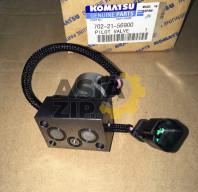Пилотный клапан 702-21-58600 702-21-56900 KOMATSU