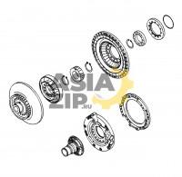Уплотнительное кольцо 175-13-21720 ITR