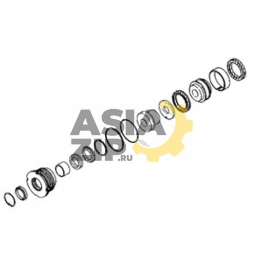 Восст. кольцо 20D-63-32290 07146-02116 ITR